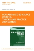 cover image - ICD-10-CM/PCS Coding: Theory and Practice, 2017 Edition - Elsevier eBook on VitalSource (Retail Access Card)