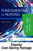 cover image - Fundamentals of Nursing Textbook and Mosby's Nursing Video Skills Student Version DVD 4e Package,9th Edition