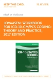 cover image - Workbook for ICD-10-CM/PCS Coding: Theory and Practice, 2017 Edition - Elsevier eBook on VitalSource (Retail Access Card)