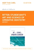 cover image - Sturdevant's Art and Science of Operative Dentistry - Elsevier eBook on VitalSource (Retail Access Card),7th Edition