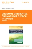 cover image - Differential Diagnosis for Physical Therapists- Elsevier eBook on VitalSource (Retail Access Card),6th Edition