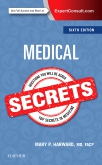 cover image - Medical Secrets,6th Edition