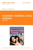 cover image - Maternal-Child Nursing - Elsevier eBook on VitalSource (Retail Access Card),5th Edition