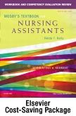 cover image - Mosby's Textbook for Nursing Assistants (Soft Cover Version) - Text, Workbook, and Mosby's Nursing Assistant Video Skills - Student Version DVD 4.0 Package,9th Edition