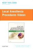 PART-Local Anesthesia Procedures Videos (eComm)