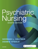 cover image - Psychiatric Nursing,8th Edition