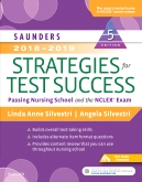 cover image - Saunders 2018-2019 Strategies for Test Success - Elsevier eBook on VitalSource,5th Edition