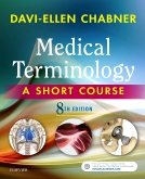 cover image - Evolve Resources for Medical Terminology: A Short Course,8th Edition