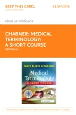 cover image - Medical Terminology: A Short Course - Elsevier eBook on VitalSource (Retail Access Card),8th Edition