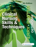 cover image - Clinical Nursing Skills and Techniques - Elsevier eBook on VitalSource,9th Edition