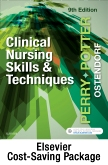 cover image - Clinical Nursing Skills and Techniques-Text and Checklist Package,9th Edition