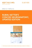 cover image - Netter's Concise Neuroanatomy Updated Edition Elsevier eBook on VitalSource (Retail Access Card)