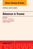 Advances in Trauma, An Issue of Critical Care Clinics, E-Book