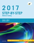 cover image - Evolve Resources for Step-by-Step Medical Coding, 2017 edition