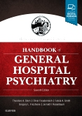 cover image - Massachusetts General Hospital Handbook of General Hospital Psychiatry,7th Edition