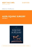 cover image - Equine Surgery - Elsevier eBook on VitalSource (Retail Access Card),5th Edition