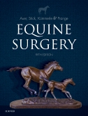 cover image - Equine Surgery,5th Edition