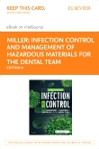 cover image - Infection Control and Management of Hazardous Materials for the Dental Team - Elsevier eBook on VitalSource (Retail Access Card),6th Edition
