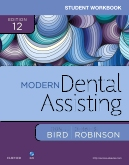 cover image - Student Workbook for Modern Dental Assisting - Elsevier eBook on VitalSource,12th Edition