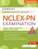 cover image - Saunders Comprehensive Review for the NCLEX-PN® Examination - Elsevier eBook on VitalSource,7th Edition