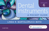cover image - Evolve Resources for Dental Instruments,6th Edition