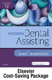 cover image - Dental Assisting Online for Modern Dental Assisting (Access Code, Textbook, and Boyd: Dental Instruments 6e Package),12th Edition