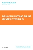 Drug Calculations Online (Generic Version 2) - Access Card