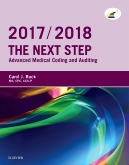 cover image - The Next Step: Advanced Medical Coding and Auditing, 2017/2018 Edition - Elsevier E-Book on VitalSource