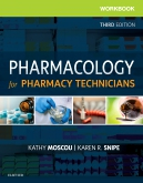 cover image - Workbook for Pharmacology for Pharmacy Technicians,3rd Edition