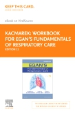 cover image - Workbook for Egan's Fundamentals of Respiratory Care - Elsevier E-Book on VitalSource (Retail Access Card),11th Edition