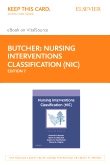 cover image - Nursing Interventions Classification (NIC) - Elsevier eBook on VitalSource (Retail Access Card),7th Edition