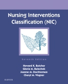 cover image - Nursing Interventions Classification (NIC) - Elsevier eBook on VitalSource,7th Edition