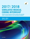 cover image - Evolve Resources for Simulated Medical Coding Internship 2017/2018 Edition