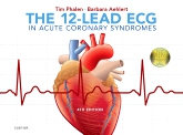 cover image - The 12-Lead ECG in Acute Coronary Syndromes - Elsevier eBook on VitalSource,4th Edition