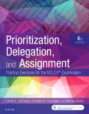 cover image - Prioritization, Delegation, and Assignment - Elsevier eBook on VitalSource,4th Edition