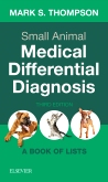cover image - Small Animal Medical Differential Diagnosis,3rd Edition