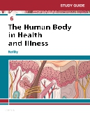 cover image - Study Guide for The Human Body in Health and Illness,6th Edition