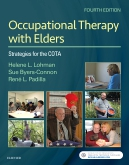 cover image - Occupational Therapy with Elders,4th Edition