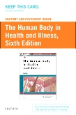 cover image - Anatomy and Physiology Online for The Human Body in Health and Illness (Access Code),6th Edition