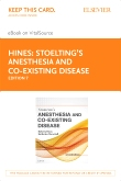 cover image - Stoelting's Anesthesia and Co-Existing Disease Elsevier eBook on VitalSource (Retail Access Card),7th Edition