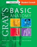 cover image - Gray's Basic Anatomy Elsevier eBook on VitalSource,2nd Edition