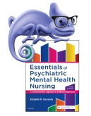 cover image - Elsevier Adaptive Quizzing Essentials of Psychiatric Mental Health Nursing,3rd Edition