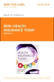 cover image - Health Insurance Today - Elsevier eBook on VitalSource (Retail Access Card),6th Edition