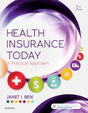 cover image - Health Insurance Today - Elsevier eBook on VitalSource,6th Edition