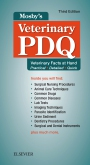 cover image - Mosby's Veterinary PDQ,3rd Edition