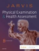 cover image - Physical Examination and Health Assessment,8th Edition