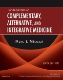 cover image - Fundamentals of Complementary, Alternative, and Integrative Medicine,6th Edition