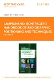 cover image - Bontrager's Handbook of Radiographic Positioning and Techniques - Elsevier eBook on VitalSource (Retail Access Card),9th Edition