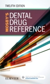 cover image - Mosby's Dental Drug Reference - Elsevier eBook on VitalSource,12th Edition