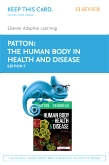 cover image - Elsevier Adaptive Learning for The Human Body in Health and Disease (Access Card),7th Edition